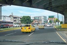 Taxi Panama